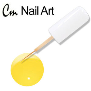 CM Nail Art - Electric Colors - Sunflower Yellow 0.33 oz. (NAS12)