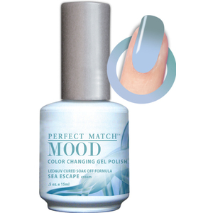 Mood Color Changing Soak Off Gel Polish - Sea Escape (MPMG33)