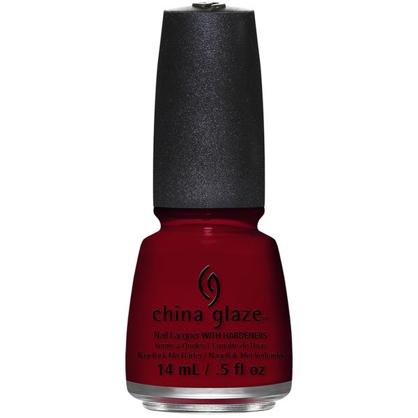 China Glaze Lacquer - Twinkle Collection - TIP YOUR HAT 0.5 oz. (CG1347-TWINKLE)