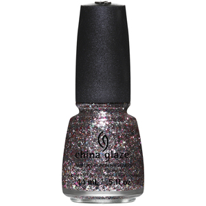 China Glaze Lacquer - Twinkle Collection - DANCING & PRANCING 0.5 oz. (CG1345-TWINKLE)