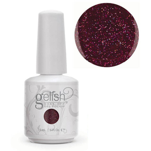 Gelish Soak Off Gel Polish - Haute Holiday 2014 Collection - Berry Merry Holidays 0.5 oz #01485 (01485)