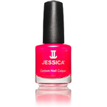 Jessica Custom Nail Colour Polish - Strawberry Fields - Opalescent Finish 0.5 oz. (160)