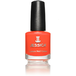 Jessica Custom Nail Colour Polish - Feisty - Cream Finish 0.5 oz. (337)