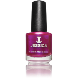 Jessica Custom Nail Colour Polish - Anything Goes - Opalescent Finish 0.5 oz. (461)
