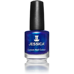 Jessica Custom Nail Colour Polish - Midnight Moonlight - Cream Finish 0.5 oz. (917)