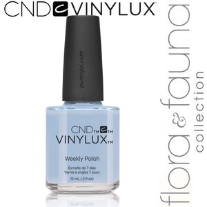CND Vinylux Polish - Spring 2015 Flora & Fauna Collection - Creekside 0.5 oz. - 7 Day Air Dry Nail Polish (639370907703 - #183)