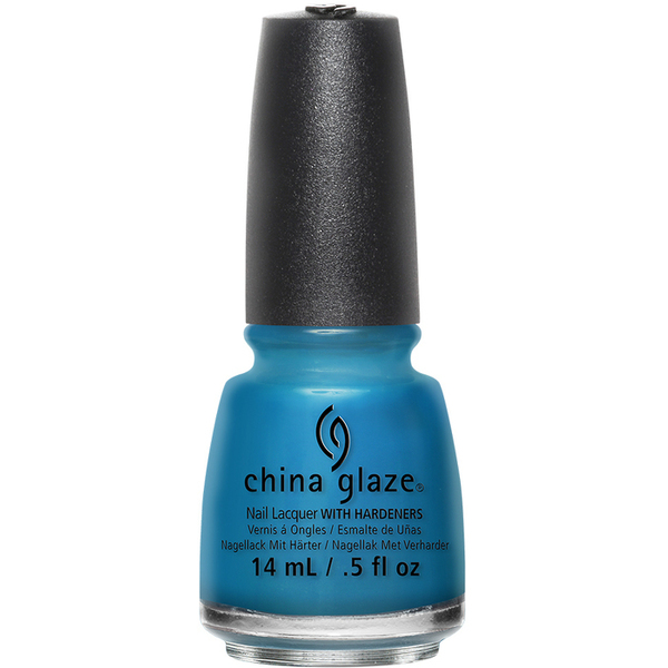China Glaze Lacquer - LICENSE & REGISTRATION PLEASE - Part of the Spring 2015 Road Trip Collection 0.5 oz. (CG82381)