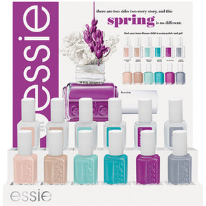 Essie Gel & Essie Enamel - Spring 2015 Collection - 12 Bottle Designer Display (884486242631)