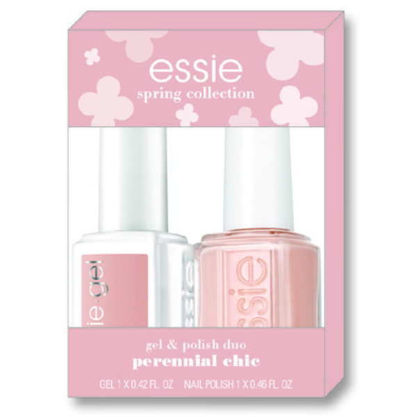 Essie Gel & Essie Enamel Duo - Spring 2015 Collection - Perennial Chic (884486250223)