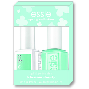 Essie Gel & Essie Enamel Duo - Spring 2015 Collection - Blossom Dandy (884486250261)