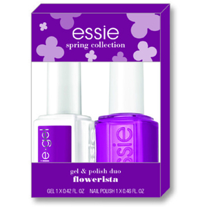 Essie Gel & Essie Enamel Duo - Spring 2015 Collection - Flowerista (884486250292)