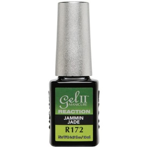 La Palm Gel II - Jammin Jade - Color Changing Reaction Riot Collection No Base Coat Gel Polish - 2 Step System (R172)