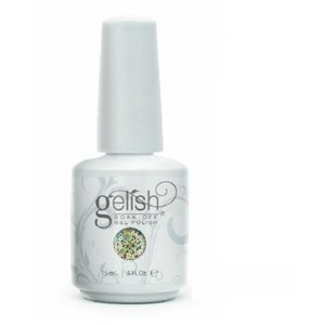Gelish Soak Off Gel Polish - Cinderella Collection - I'll Make It Fit 0.5 oz. (#01061)