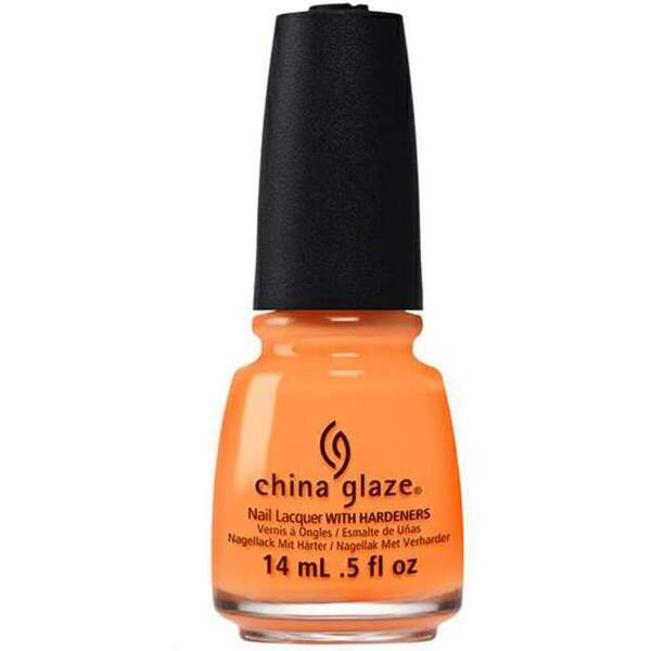 China Glaze Lacquer - Electric Nights Collection - HOME SWEET HOUSE MUSIC 0.5 oz. (82604)