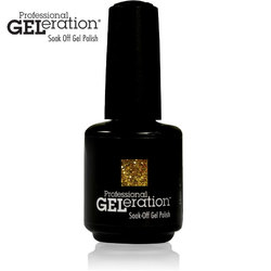 Jessica Geleration - Golden Goddess (Glitter) 0.5 oz. - 15 mL. (GEL-962)