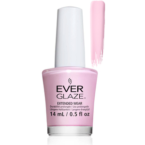 EverGlaze Air Dry Extended Wear Polish - LIL BOW TIQUE BOTTLE 0.5 oz. (82323)