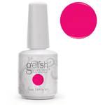 Gelish Soak Off Gel Polish - Hello Pretty! Collection - Pop-arazzi Pose 0.5 oz. (01068)