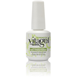 VitaGel Strength - LEDUV Light Cured - Gelish Vitamin Enriched Soak Off Gel 0.5 oz. (812803011509)