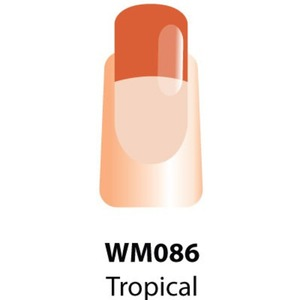 WaveGel Mood Color Soak Off Gel Polish - Tropical 0.5 oz. (WM086)