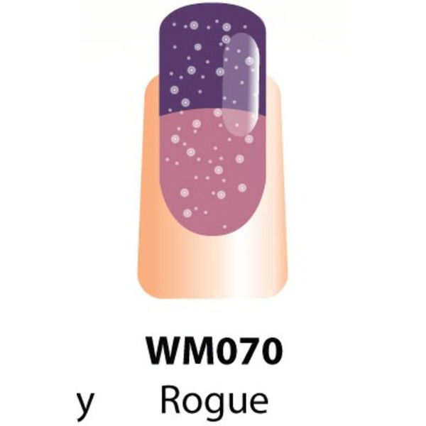 WaveGel Mood Color Soak Off Gel Polish - Rogue 0.5 oz. (WM070)