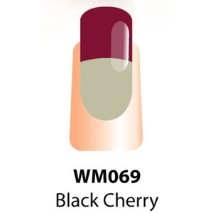 WaveGel Mood Color Soak Off Gel Polish - Black Cherry Dreams 0.5 oz. (WM069)
