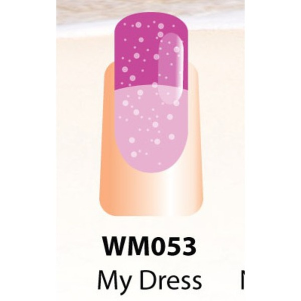 WaveGel Mood Color Soak Off Gel Polish - My Dress 0.5 oz. (WM053)