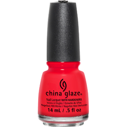 China Glaze Lacquer - Desert Escape Collection - THE HEAT IS ON 0.5 oz. (82653)