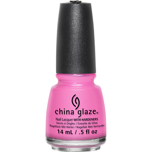 China Glaze Lacquer - Desert Escape Collection - DON'T MESA WITH MY HEART 0.5 oz. (82651)
