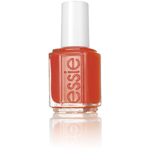 Essie Nail Color - Silk Watercolor Collection 2015 - Art New-Beau - an Orange Flame Color 0.5 oz. (Essie925)