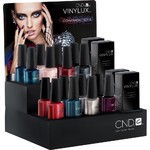 CND Vinylux Contradictions Collection POP Display - 20 Pieces 7 Day Air Dry Nail Polish (7220269000)