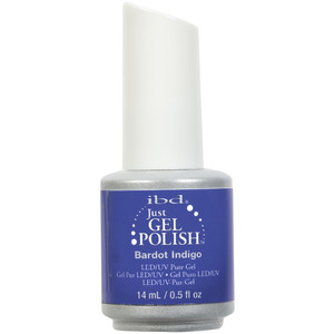 IBD Just Gel Polish - Bardot Indigo 0.5 oz. - #56980 (39013569808)