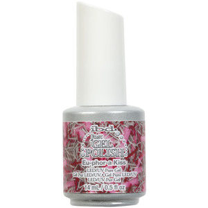 IBD Just Gel Polish - Eu- phor- a Kiss 0.5 oz. - #56983 (39013569839)