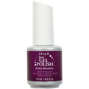 IBD Just Gel Polish - Bella Boudoir 0.5 oz. - #56981 (39013569815)