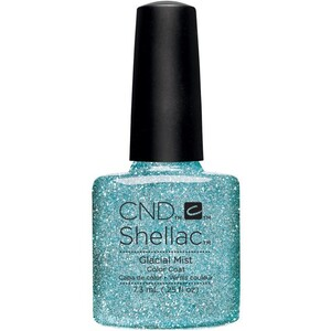 CND SHELLAC UV Color Coat - 2015 Aurora Collection - Glacial Mist 0.25 oz. - The 14 Day Manicure is Here! (7720210)