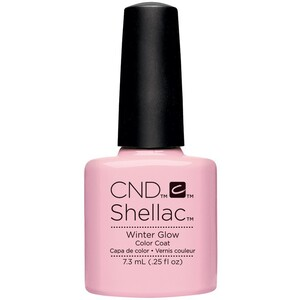 CND SHELLAC UV Color Coat - 2015 Aurora Collection - Winter Glow 0.25 oz. - The 14 Day Manicure is Here! (7720213)