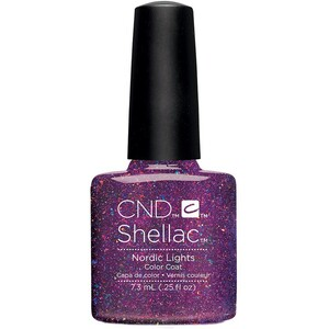 CND SHELLAC UV Color Coat - 2015 Aurora Collection - Nordic Lights 0.25 oz. - The 14 Day Manicure is Here! (7720211)