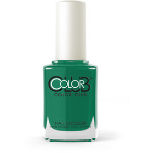 Color Club Lacquer - Wild Cactus 0.5 oz. (05A984)