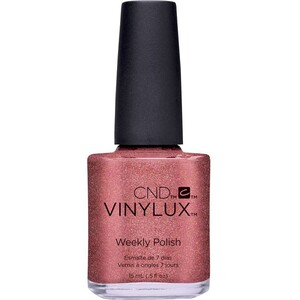 CND Vinylux Polish - Art Vandal Collection - Untitled Bronze 0.5 oz. - 7 Day Air Dry Nail Polish ()