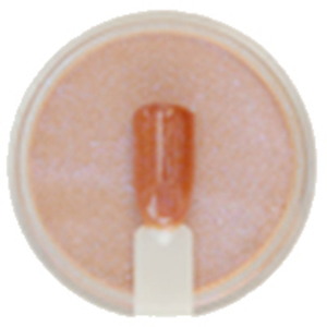 ANC Dip Powder - Sparkling Brown #126 1 oz. - part of the ANC Acrylic Nails Dipping System (ANC#126)