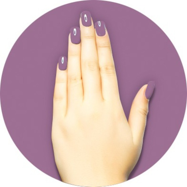 iGel Matched Set: 1 iGel Impecable Soaked-off Gel Polish 0.5 oz. + 1 iLacquer Matching Nail Lacquer Color 0.5 oz. - SNOW CROCUS - # 83 (igel-83)