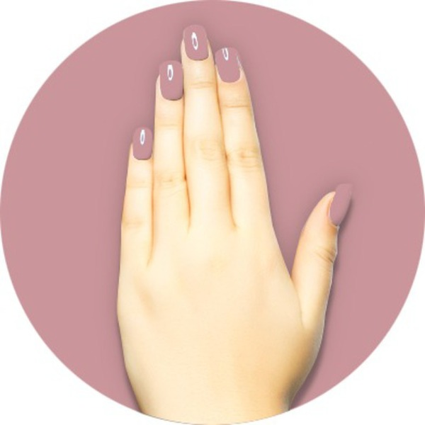 iGel Matched Set: 1 iGel Impecable Soaked-off Gel Polish 0.5 oz. + 1 iLacquer Matching Nail Lacquer Color 0.5 oz. - PINK ORCHID - # 105 (igel-105)