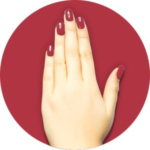 iGel Matched Set: 1 iGel Impecable Soaked-off Gel Polish 0.5 oz. + 1 iLacquer Matching Nail Lacquer Color 0.5 oz. - ORIENTAL POPPY - # 106 (igel-106)