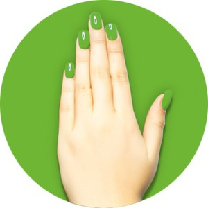 iGel Matched Set: 1 iGel Impecable Soaked-off Gel Polish 0.5 oz. + 1 iLacquer Matching Nail Lacquer Color 0.5 oz. - MOJITO - # 148 (igel-148)