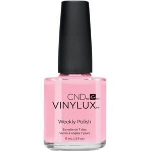 CND Vinylux Polish - Summer 2016 Flirtation Collection - Be Demure 0.5 oz. - 7 Day Air Dry Nail Polish ()