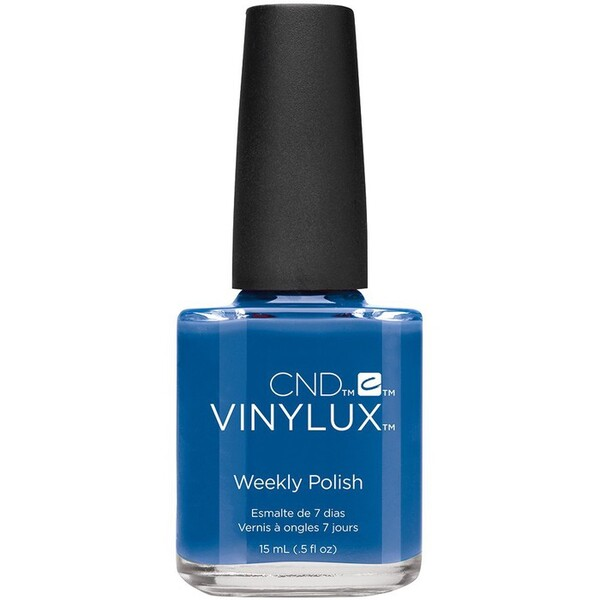 CND Vinylux Polish - Summer 2016 Flirtation Collection - Date Night 0.5 oz. - 7 Day Air Dry Nail Polish ()