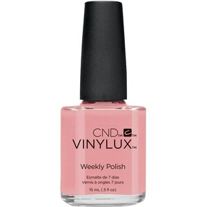 CND Vinylux Polish - Summer 2016 Flirtation Collection - Pink Pursuit 0.5 oz. - 7 Day Air Dry Nail Polish ()