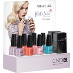 CND Vinylux Polish - Summer 2016 Flirtation Collection - Small POP Display ()