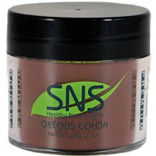 SNS GELous Color Dipping Powder - KICK MY BUCKET LIST #53 1 oz. (SNS#53)