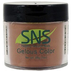 SNS GELous Color Dipping Powder - LONELY GIRL'S FAIRYTALE #60 1 oz. (SNS#60)