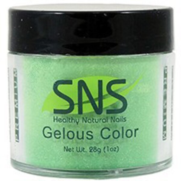 SNS GELous Color Dipping Powder - GREENPEASE USA #78 1 oz. (SNS#78)